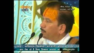 SANSKAR LIVE - SHRI KRISHNA CHANDRA SHASTRI - SHRIMAD BHAGVAT KATHA (DELHI) - DAY 2