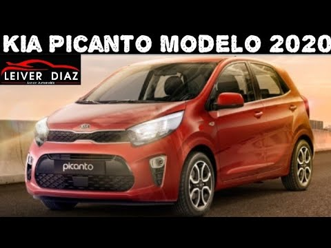 Kia Picanto 2020 El Mas Vendido Del Pais Youtube
