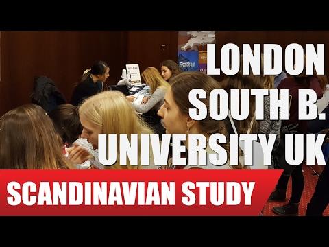 London South Bank University (UK) so Scandinavian study