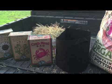 How to build Organic No-Till Soil (Lasagna Tech)