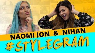 NIHAN in HIGH WAIST HOSEN 👖: JA ODER NEIN? (1/4) | Stylegram 💃  mit Naomi Jon