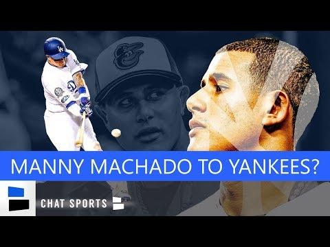 Yankees Rumors: Meeting With Manny Machado, Trading Miguel Andujar, Signing Troy Tulowitzki