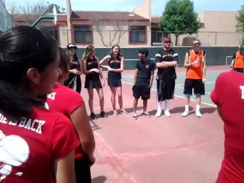 PUHS tennis video