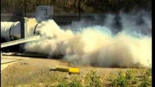 DM-2: NASA/ATK test fires five-segment solid rocket motor