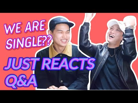 K-pop Artist Reaction JUST REACTS - Q&A  Ask us anything
