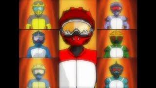 Idaten Jump Episode 49-Flame Kaiser Vs Team Idaten!
