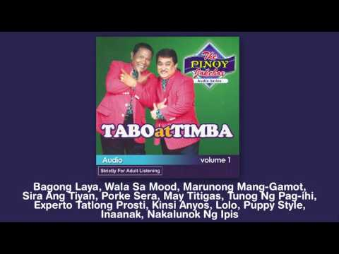 Tabo at Timba - Part 3 (The Pinoy Jokebox Audio Series Tabo At Timba Volume 1)