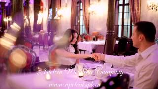 Love story. Свадьба в Санкт-Петербурге(Организация свадьбы, Apelcin Wedding Company, проведение свадьбы, выездная регистрация, выездная церемония, свадьба..., 2012-11-26T21:37:57.000Z)