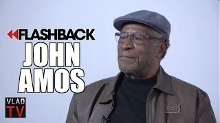 "John Amos on Reprising His Role as Cleo McDowell  in ""Coming 2 America"" (Flashback)"