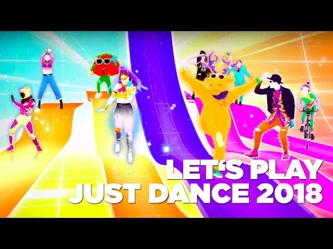 just dance 2018 how to play