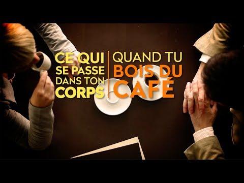 CE QUI SE PASSE DANS TON CORPS QUAND TU BOIS DU CAFÉ  | MARMITON