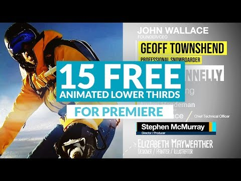 Rocketstock's 35 Free LUTs from RocketStock com Youtube Video on
