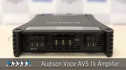 Audison AV5.1K Amplifier