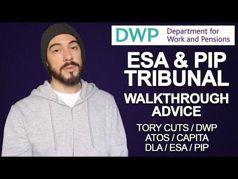 ★ ESA / PIP TRIBUNAL: Walkthrough Advice (My Experience With Tory Disability Benefit Cuts & ATOS)