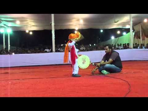 Drummer Malhar - Sakal Dhol Tasha Competition