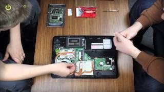 Laptop ekran kartı değişimi
