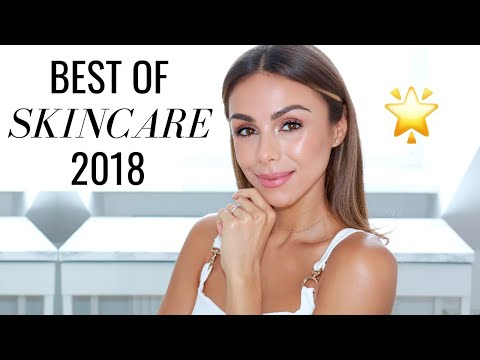 BEST OF SKINCARE 2018 | Annie Jaffrey