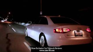 2009 Audi A4 vs 5D Mark II