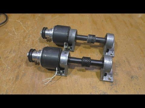 Интересное устройство -  электромагнитная  муфта.(electromagnetic coupling)