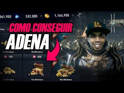 LineAge 2 Revolution #5 - Como Conseguir Adena