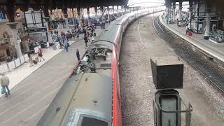 Class 225 Leaving York