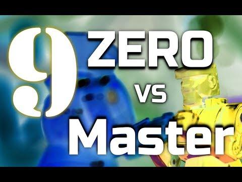 AlphaGo Zero vs. Master with Michael Redmond 9p: Game 9