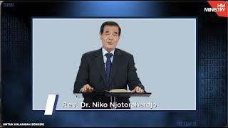 Pdt. DR. Ir. Niko Njotorahardjo - 2021-
