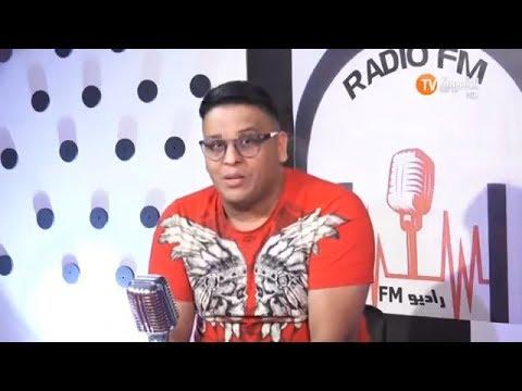 🎥  Cheb Mourad Invité sur Plateau Radio Fm Chourouk Tv