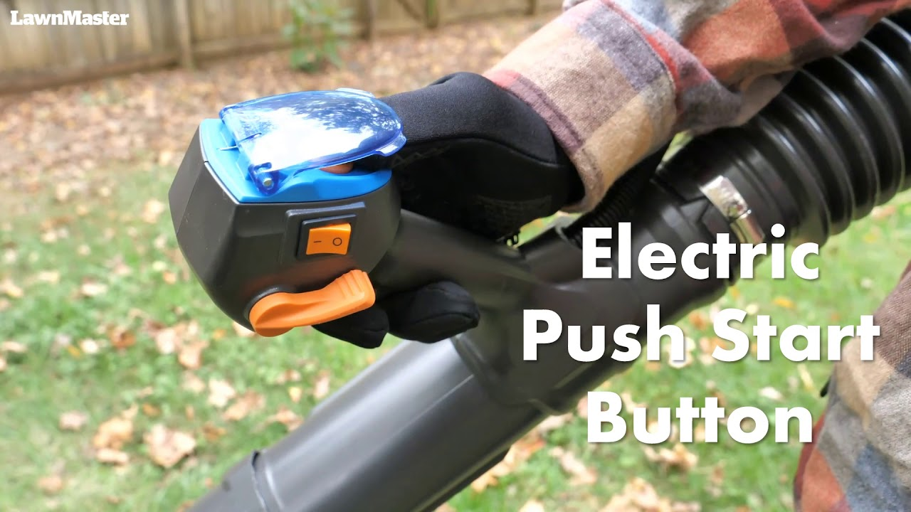 LawnMaster No-Pull™ Leaf Blowers