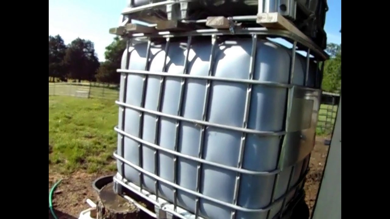 High Quality DIY Water Tower   Amazing Pressure!!