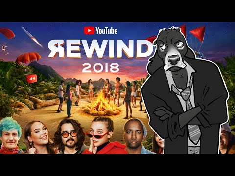 YOUTUBE REWIND 2018 - A Cynical Review