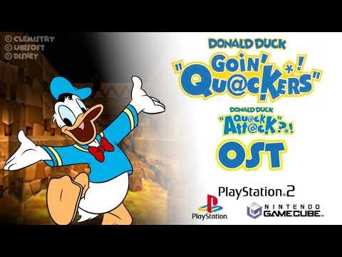 Repeat Merlock's Temple - Donald Duck Goin' Quackers/Quack Attack