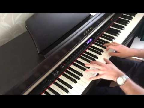 Ed Sheeran - Thinking Out Loud - Piano Cover