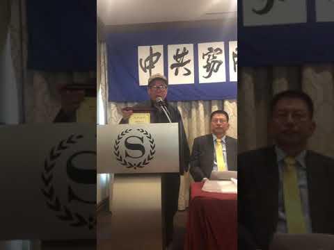 陈破空:《北京之春》自由先锋奖2019:民运雕塑家陈维明获奖,哽咽致答辞