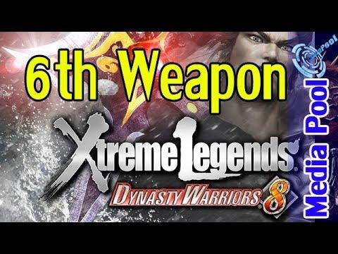 Dynasty Warriors 8 xtreme Legends Jia Chong 6th Weapon Walkthrough