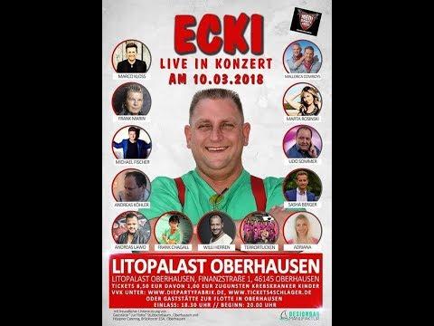 Das War Das ECKI Konzert Am 10.03.2018