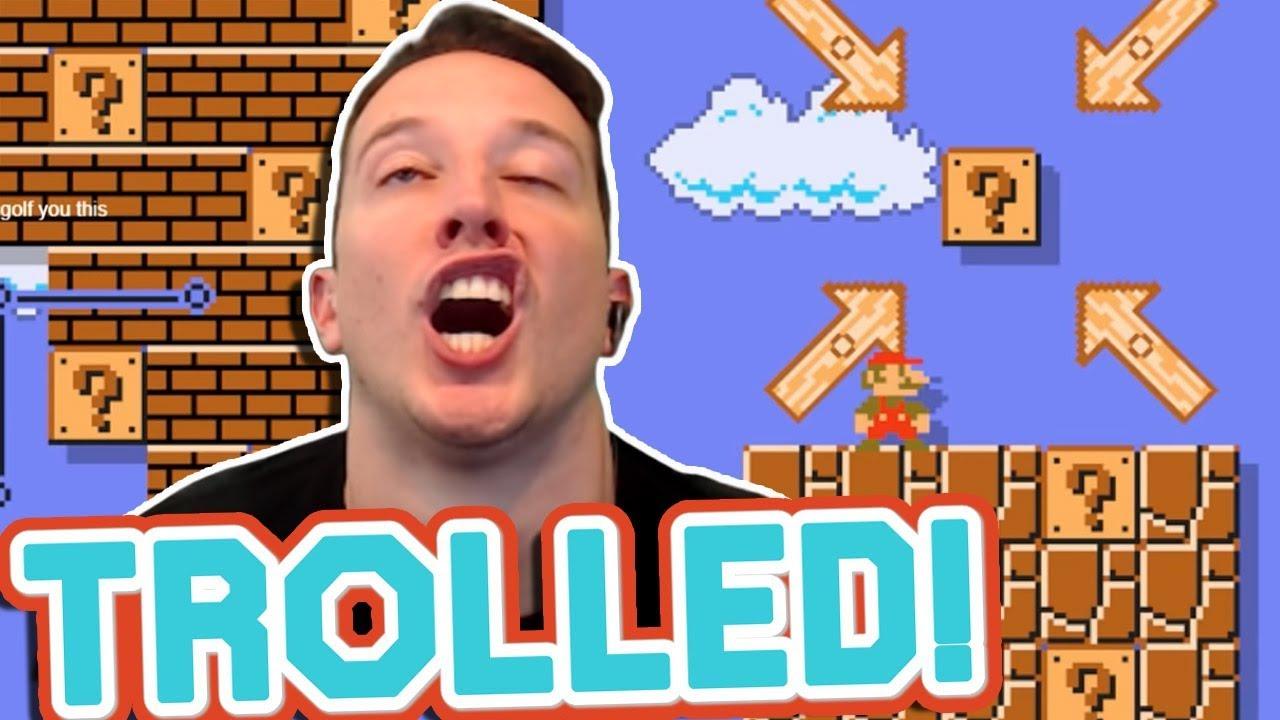 156 51 MB) The FINAL THREE TROLL Levels Of Super Mario Maker