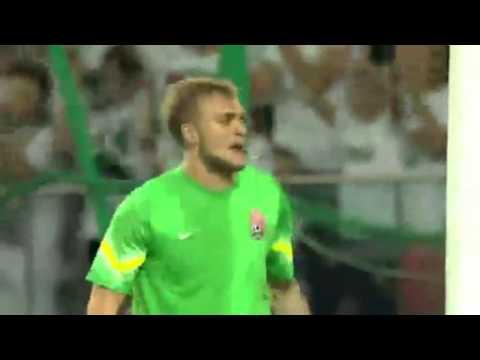 Legia Warsaw vs Zorya 3-2 Final Goal Penalty DUDA ONDREJ 90+5