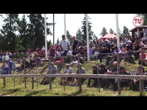 Tibro Bonnapulling 2014, Traktorpulling - MotocrossTV