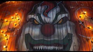 Jack Presents: 25 Years of Monsters and Mayhem Walk Through at Halloween Horror Nights 2015