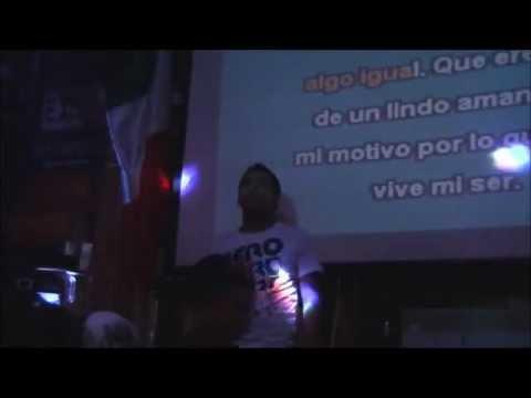 Deja-- By: Markoz G.R -- Karaoke En Santa Ana