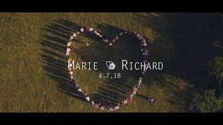 Svatební video / Marie a Richard