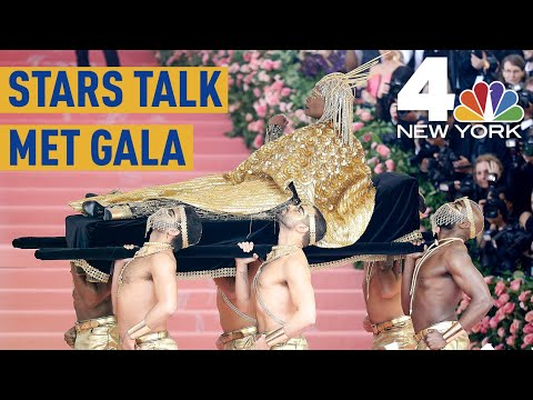 Met Gala 2019: What the Stars Had to Say About their &39;Camp&39; Outfits  New York