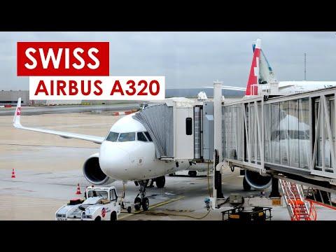 [Flight Report] SWISS   Paris ✈ Zurich   Airbus A320   Business