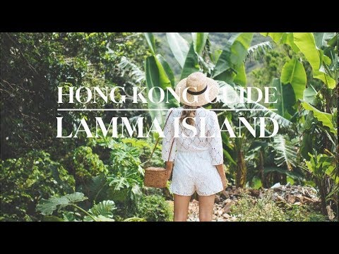 A Day In The Life: Exploring Lamma Island in Hong Kong!