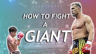 How to Fight a Giant