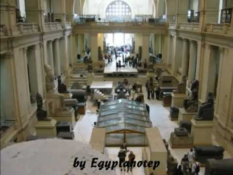 EGYPT 312 - EGYPTIAN MUSEUM CAIRO II - (by Egyptaep)