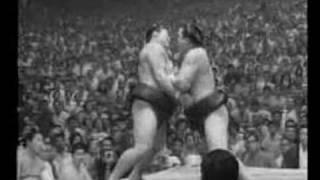 Maenoyama vs. Daikirin : Nagoya 1970 (前乃山 対 大麒麟)
