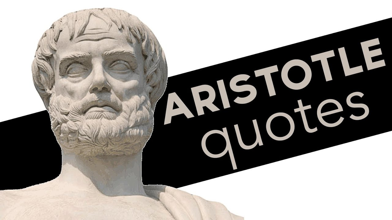 Pftw Aristotle Quote