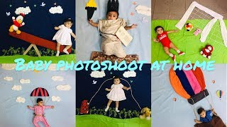 Baby Photography Creative Ideas At Home